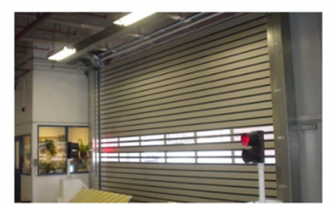 HIGH PERFORMANCE SECURITY DOORS