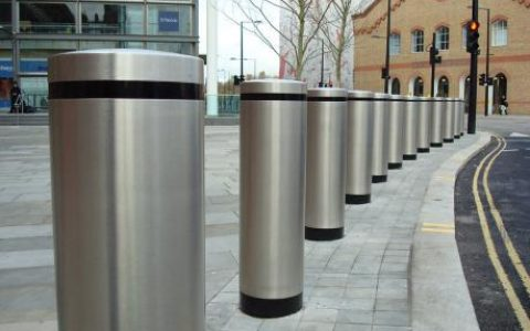FIXED POST BOLLARDS