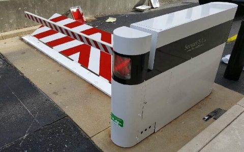 SURFACE MOUNTED BARRIERS