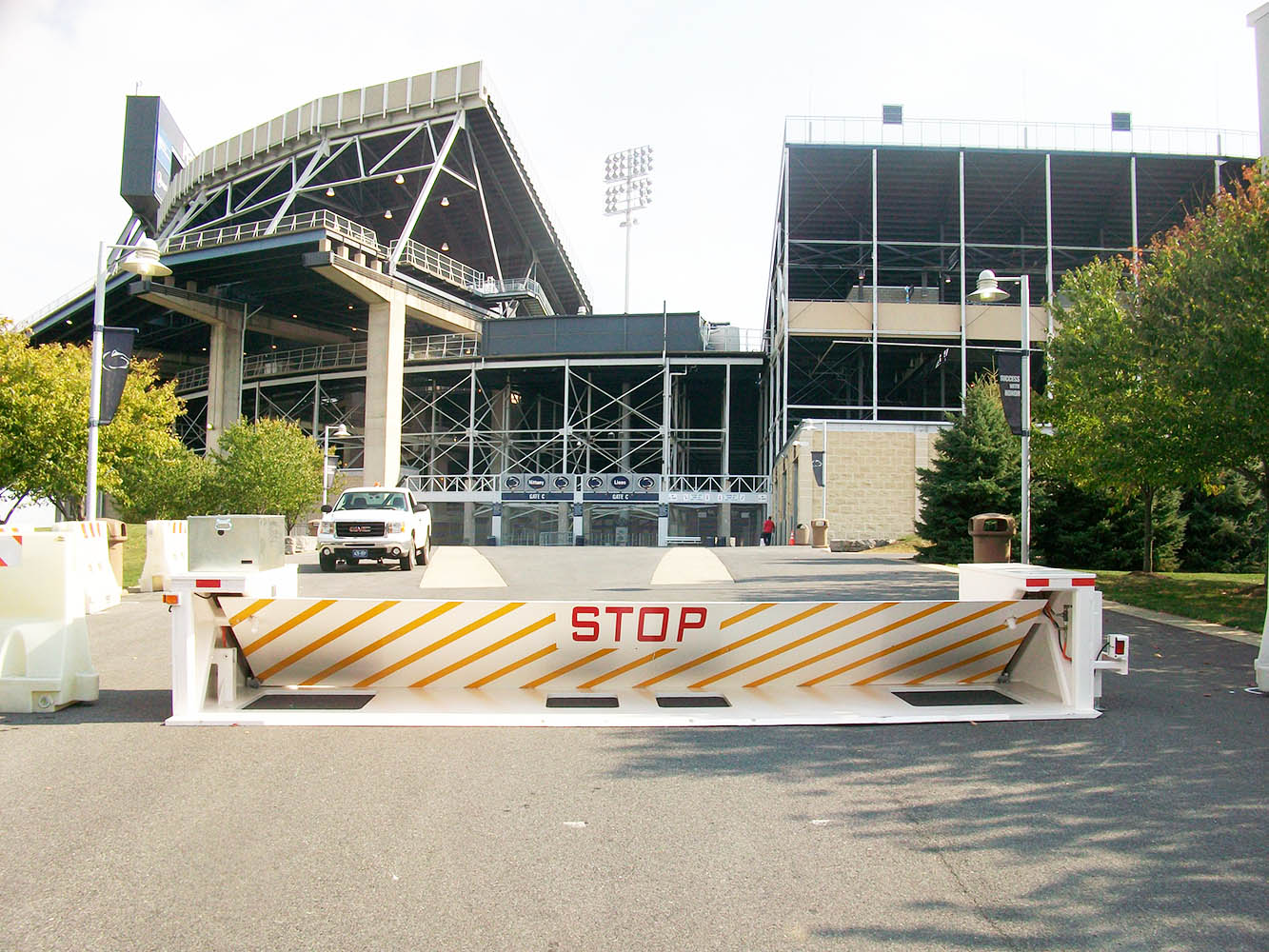 PORTABLE BARRIERS