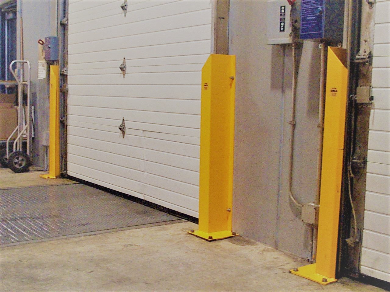 warehouse trackguard