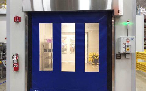 FABRIC DOORS